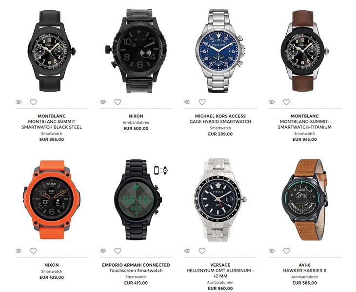 дорогие брендовые марки часов